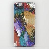 australia iPhone & iPod Skins featuring Australia by Art Dissolution