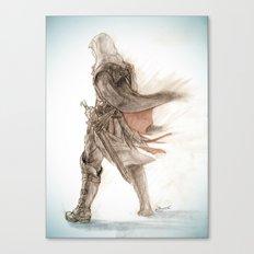 -Assassin 1476- Canvas Print