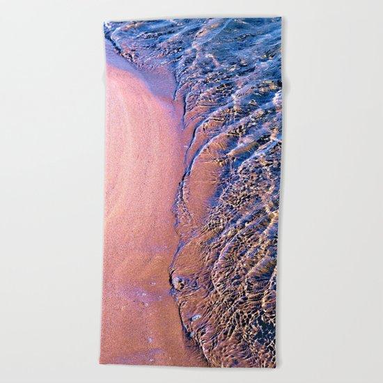 Sea magic Beach Towel