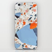 swedish iPhone & iPod Skins featuring Swedish Lava by Pearlyn Chiam