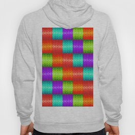Under the Influence (Marimekko Curves) Group Hug Hoody