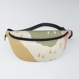 Mountain Valleys Fanny Pack