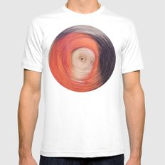 Arcface  - Giotto  White Mens Fitted Tee MEDIUM