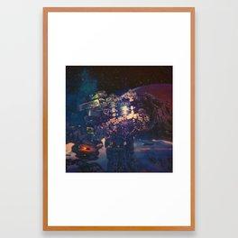 Skymall 3000 Framed Art Print
