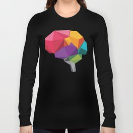 creative brain Long Sleeve T-shirt