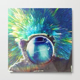 Colorful Abyss Metal Print