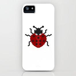 Hexels Ladybug iPhone Case