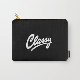 Classy Carry-All Pouch