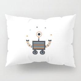 juggler robot Pillow Sham