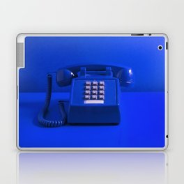Blue Phone Laptop & iPad Skin
