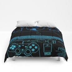 PSX 2 Comforters