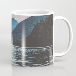 Bannwaldsee, Schwangau  lake in Bavaria Germany Coffee Mug
