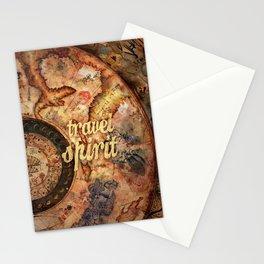Travel Spirit #10 Stationery Cards