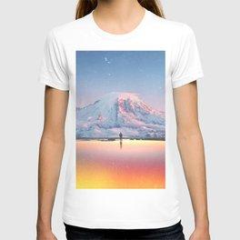 Mount Rainier Washington State T-shirt