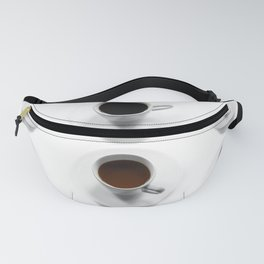 Shades of Coffee Fanny Pack