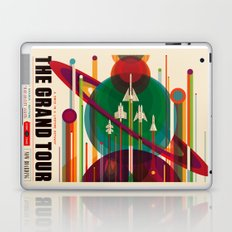 NASA/JPL Poster (The Grand Tour) Laptop & iPad Skin