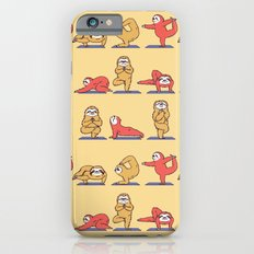 Sloth Yoga iPhone 6s Slim Case