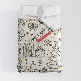 Color Me Christmas Comforters