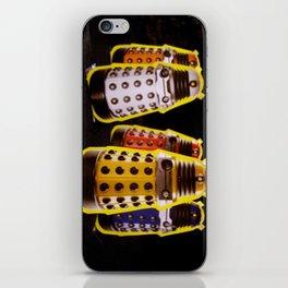 Dalek Time iPhone Skin