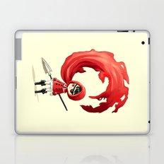 Red Cape Laptop & iPad Skin