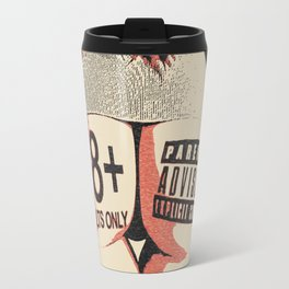 Um, sign me in! Travel Mug