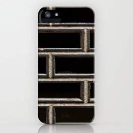 The Grille iPhone Case