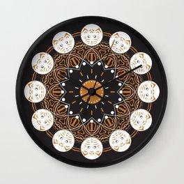 Tyger, Tyger Wall Clock