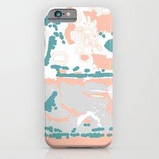 Pastel Pom Pom iPhone 6s Slim Case