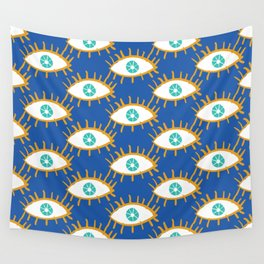 Eyes don't lie Wall Tapestry