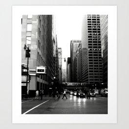 LaSalle Art Print