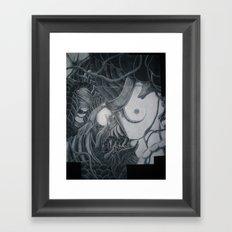 Women Of The Sun (Wrapped Around Fingers) Framed Art Print