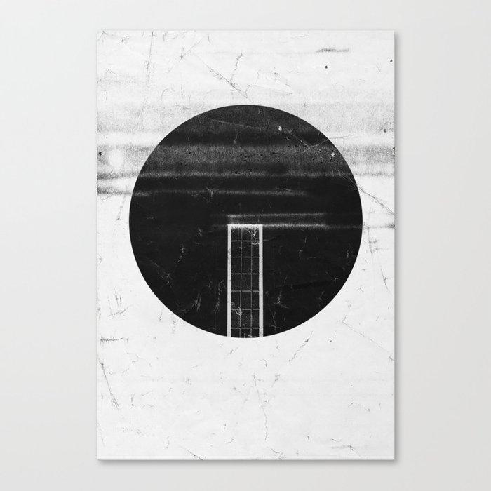 Antipode Canvas Print