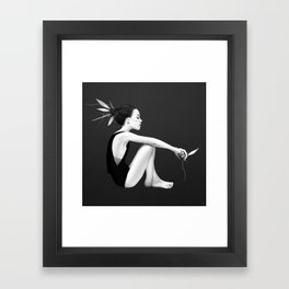 Skyling Framed Art Print
