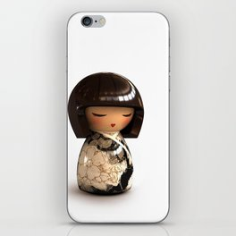 Kokeshi 08 iPhone Skin