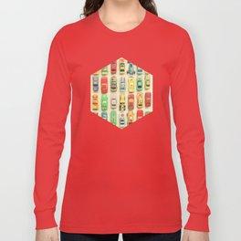 Car Park Long Sleeve T-shirt