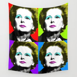 Maggie Monroe x 4 Wall Tapestry