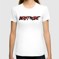 depeche mode T-shirts featuring Beast Mode by Gym Worthy