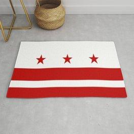 DC Flag Rug
