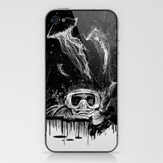 Underwater Vision iPhone & iPod Skin