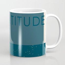 feeling gratitude Coffee Mug