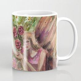 the fairy in your magic garden Coffee Mug