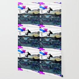 Let's Scoot! - Stunt Scooter at Skate Park Wallpaper