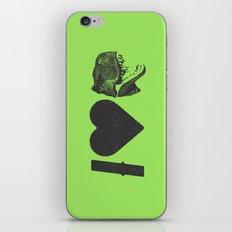 I Love Dinosaurs iPhone & iPod Skin