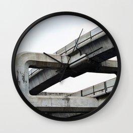 Concrete O1 Wall Clock