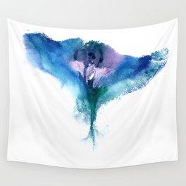 Isabella's Vulva Flower Wall Tapestry