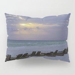 Beach Chairs Pillow Sham