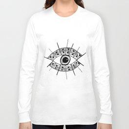 Eyes Wide Open Long Sleeve T-shirt