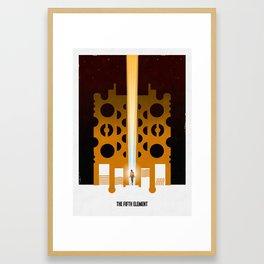 Supreme Being 2 Framed Art Print
