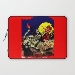 Party at Ground Zero Laptop Sleeve