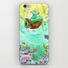 AQUAMAN - or - NOVEMBER 9, 2016 iPhone & iPod Skin